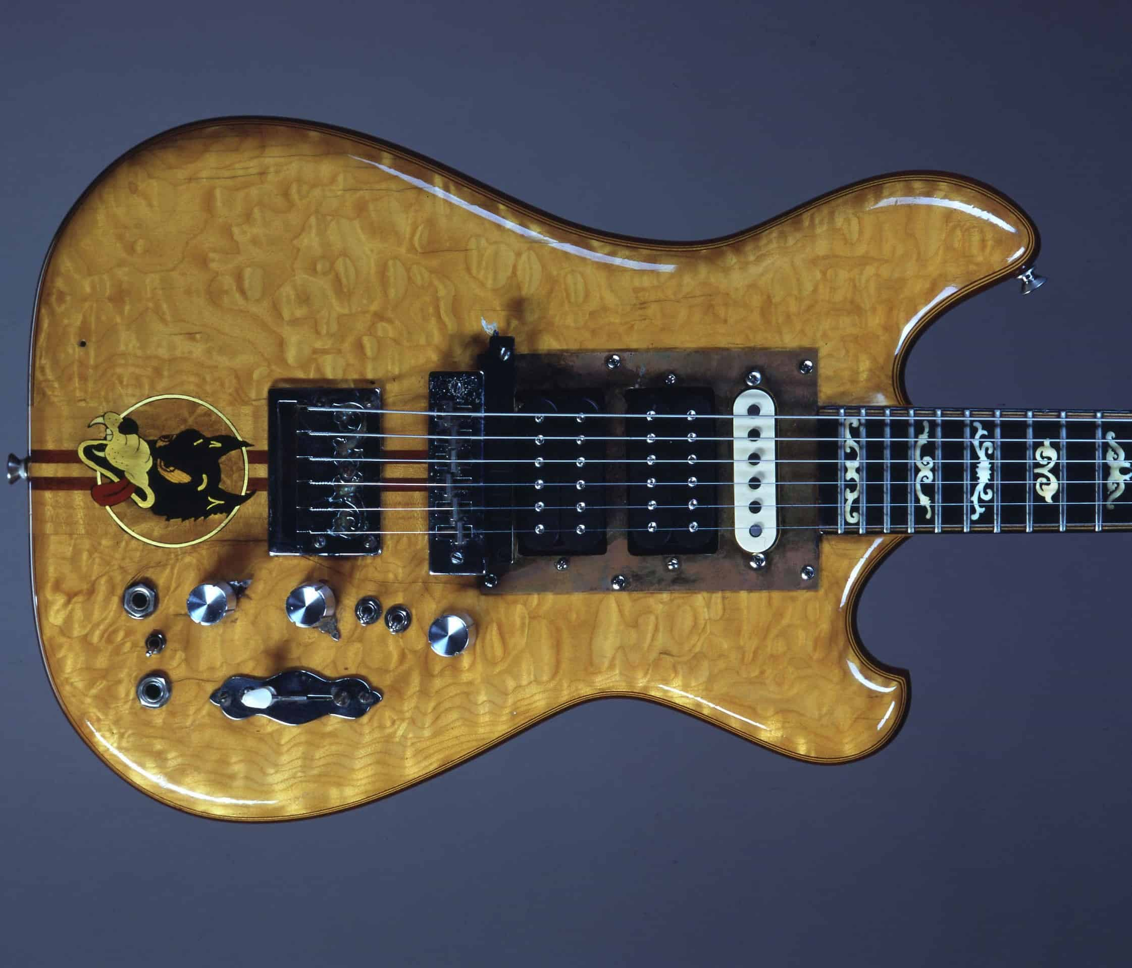 "Jerry Garcia's ""Wolf"" Guitar"