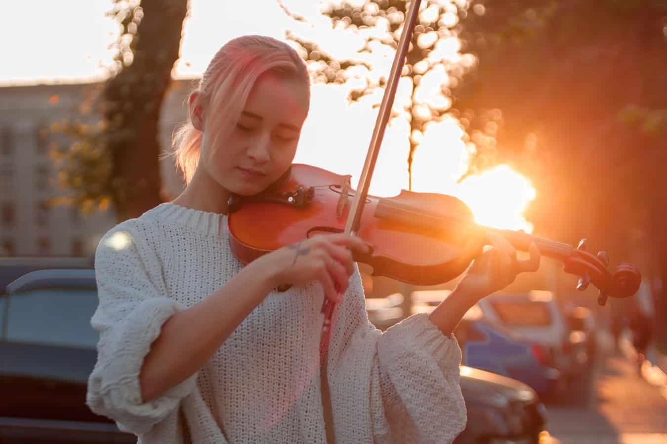 violin shoulder rest types