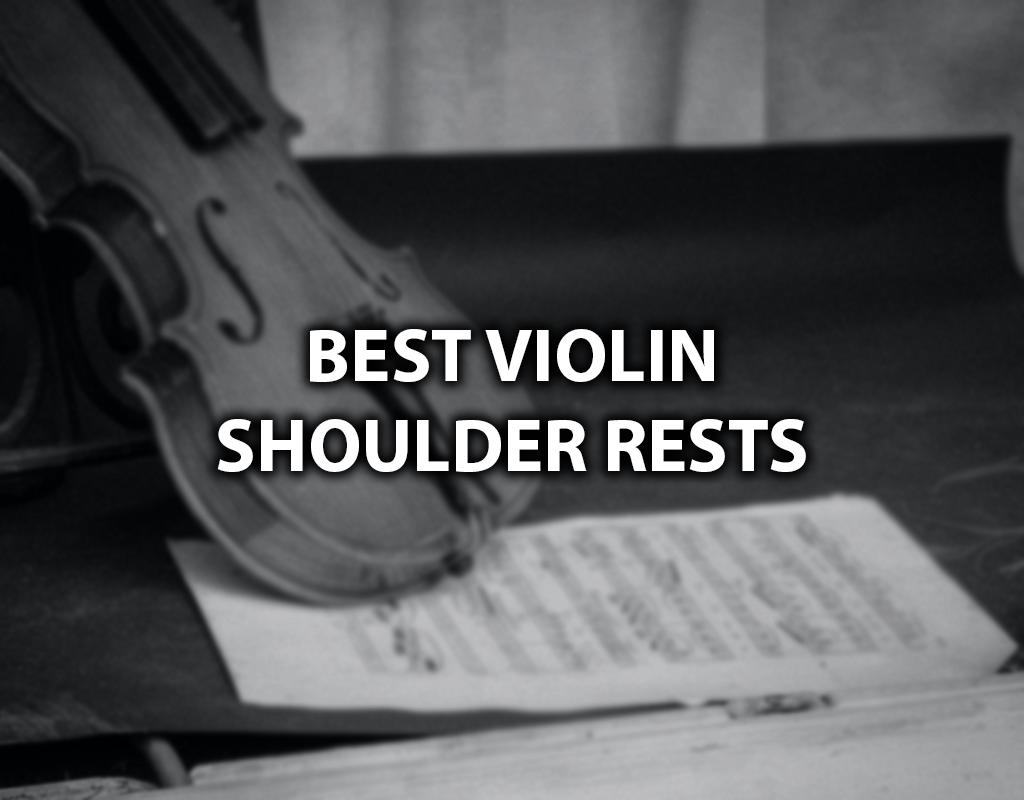 best violin shoulder rest