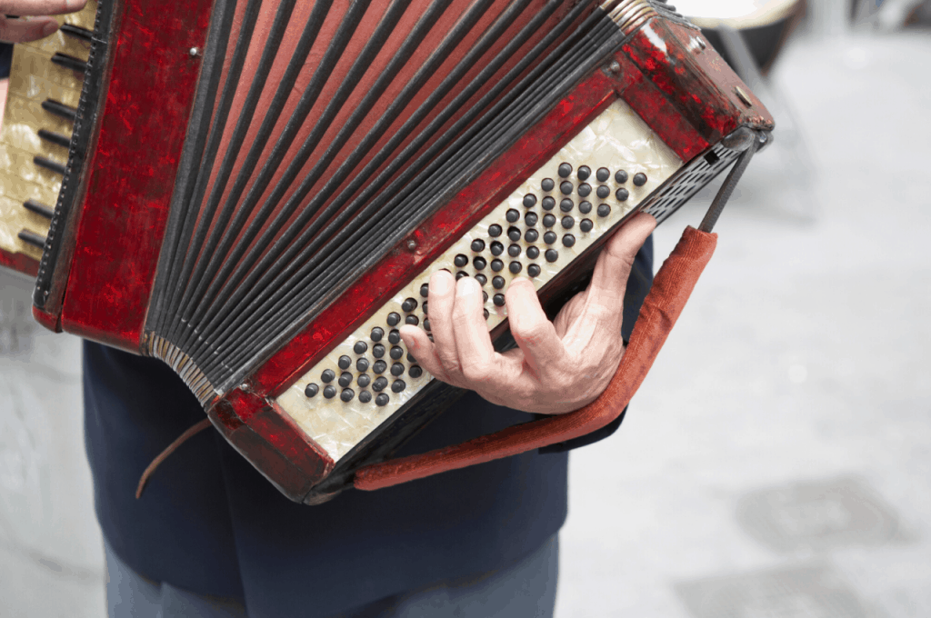 button accordion for beginners