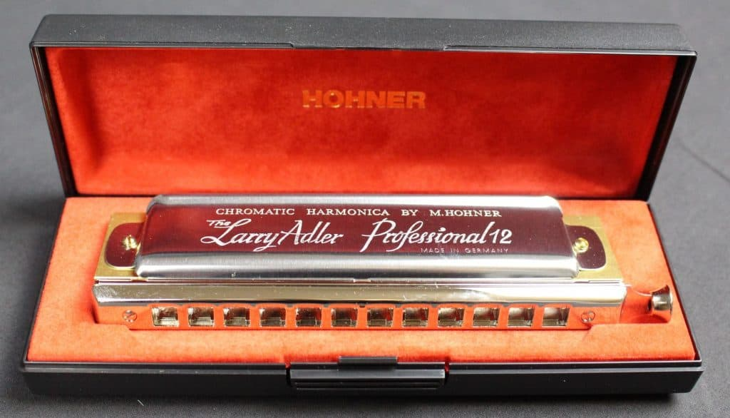 Larry Adler Chromatic Harmonica