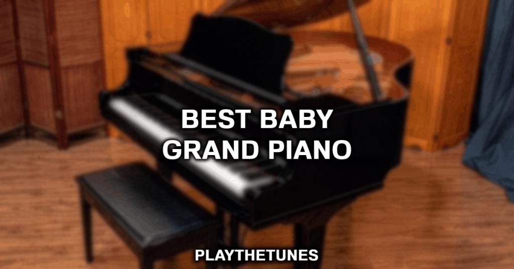 babygrand piano