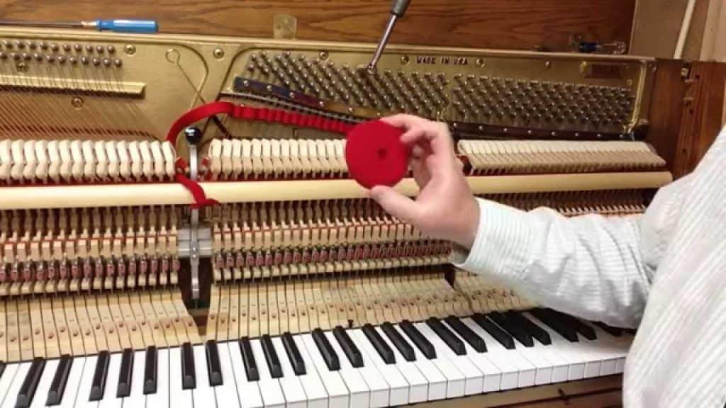 tune piano yourself