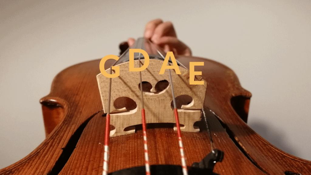 high quality violin strings