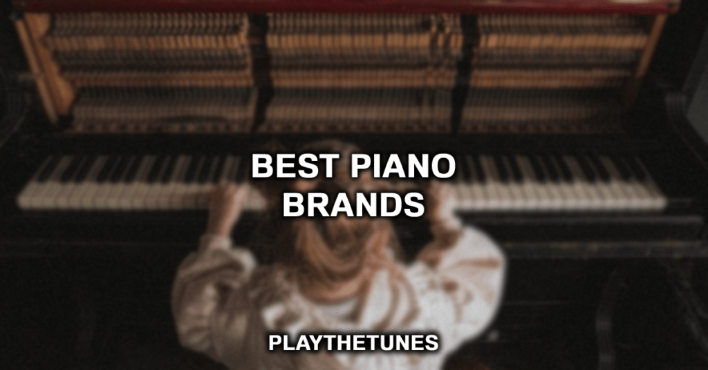 best piano brand