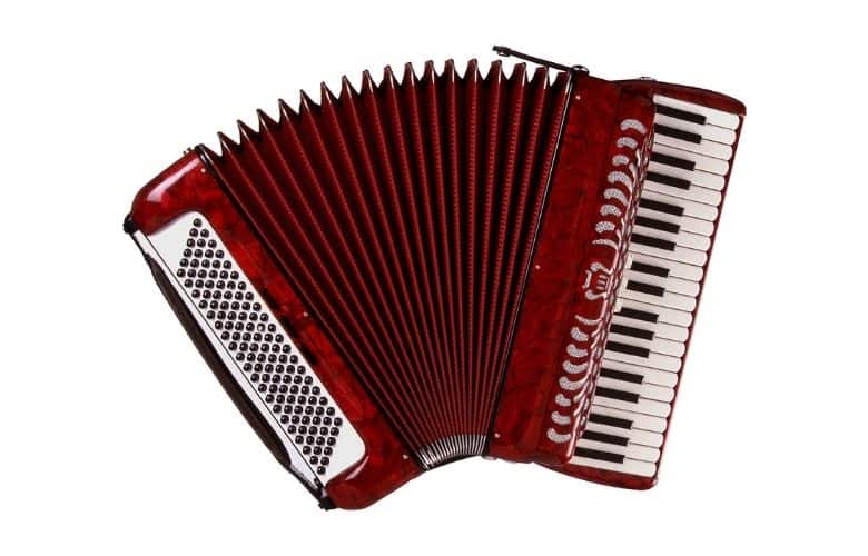 10 Hardest Instrument The Accordion