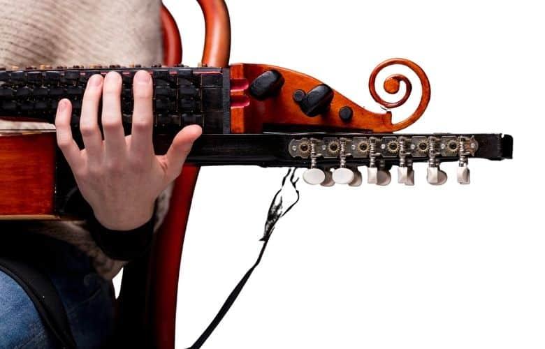 10 Hardest Instrument The Nyckelharpa