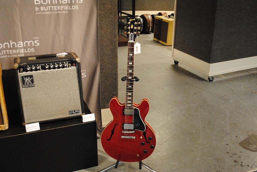2005 Gibson ES-335 Crossroads Model Prototype
