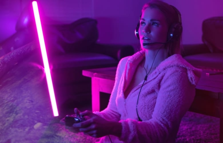 Using a headset while playing PlayStation