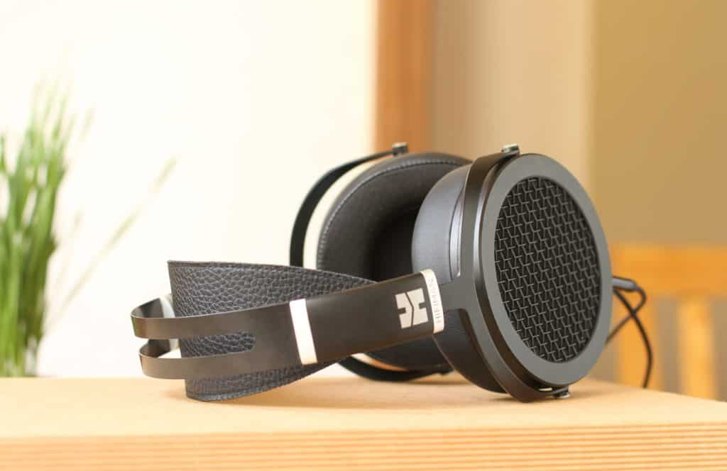 You'll want headphones made of high-quality metal with plenty of protection.