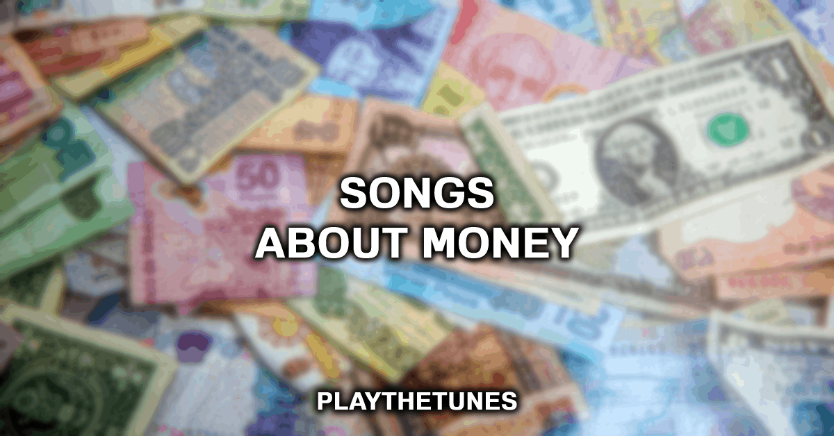 songs about money